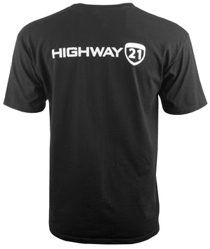 Western Powersports Drop Ship Shirt Corporate Tee by Highway 21