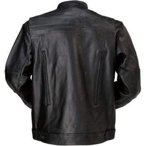 Parts Unlimited Drop Ship Jacket Deagle Leather Jacket by Z1R