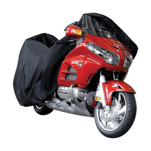 Parts Unlimited Bike Cover Defender Extreme Motorcycle Cover by Nelson-Rigg