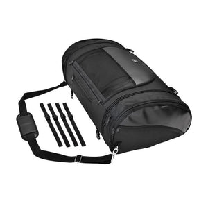 Big Bike Parts Luggage Deluxe Expander Rack Bag by Hopnel H50-113BK