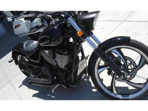 Parts Unlimited Drop Ship Exhaust / Mufflers Exhaust Pro Street Turnouts Black by Bassani 6H23DB