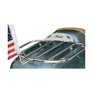 Parts Unlimited Flag Extended Style Rack Flag Mount w/6 in.x 9 in. Flag by Pro Pad RFM-RDHB51IN