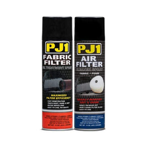 Western Powersports Air Filter Oil Fabric Filter Care Kit 15Oz Cleaner /15Oz Fabric Oil by PJ1 15-204