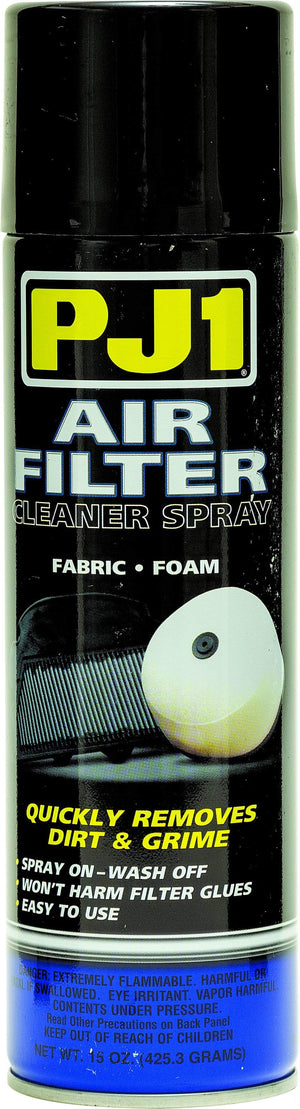 Western Powersports Air Filter Oil Filter Cleaner 15Oz by PJ1 15-22