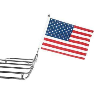 "Parts Unlimited Flag Mount Flag Mount - 1/2"" Bar - 6"" x 9"" Flag by Pro Pad RFM-FXD3"