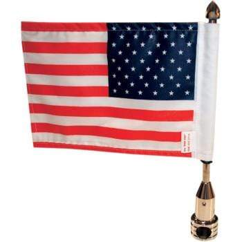"Flag Mount - 3/8"" Bar - 6"" x 9"" Flag by Pro Pad"