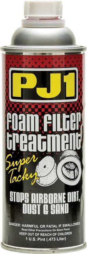 Western Powersports Air Filter Oil Foam Air Filter Oil 0.5 L by PJ1 5-16 PINT