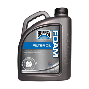Parts Unlimited Air Filter Oil Foam Filter Oil 1 Gallon by Bel Ray 99190-B4LW