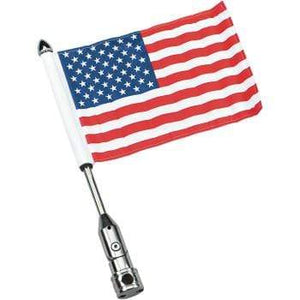 "Parts Unlimited Flag Mount Folding Flag Mount - 1/2"" - USA by Pro Pad RFM-FLD"