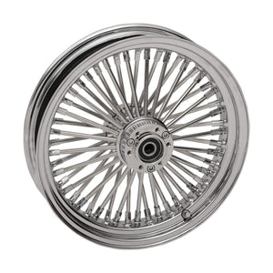 Parts Unlimited Wheel Front 16x3.50 50 Spoke Laced Wheel Assembly by RideWright 0203-0609