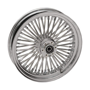 Parts Unlimited Wheel Front 21x3.50 50 Spoke Laced Wheel Assembly by RideWright 0203-0607