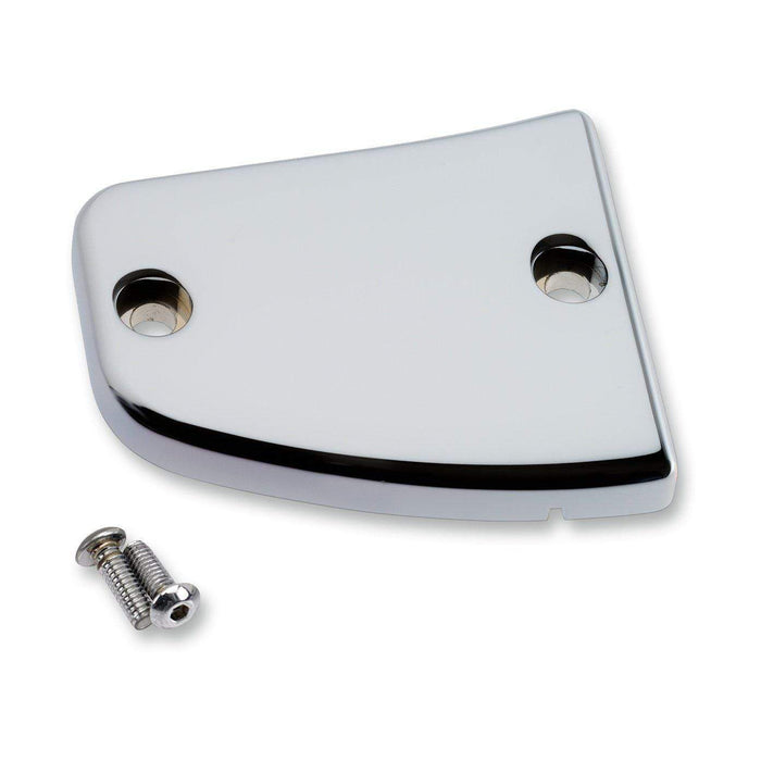 Front Master Cylinder Cover Smooth Chrome by Joker Machine
