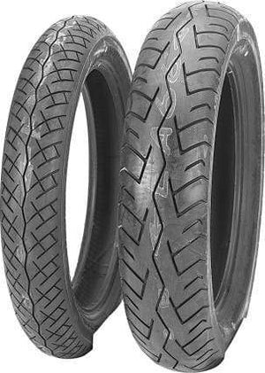 Parts Unlimited Tire Front Tire BT45 90/90H21 by Bridgestone 048765