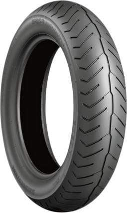 Parts Unlimited Tire Front Tire G853-F 130/70R18 63V by Bridgestone 003264