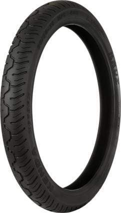 Parts Unlimited Tire Front Tire KRUZ 100/90H-19 FRT 4-PLY by Kenda 16931081