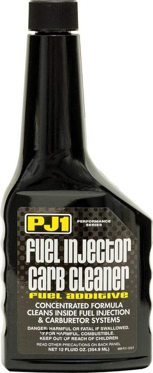 Western Powersports Solvent Fuel Injector Carb Cleaner Fuel Additive 12Oz by PJ1 13-12