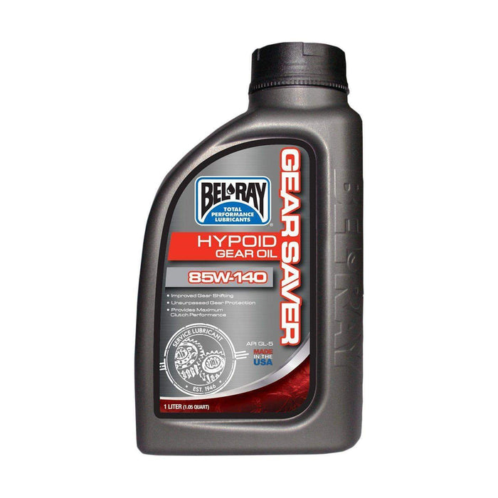 Gear Oil Hypoid 85W-140 1 Liter by Bel Ray