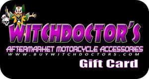 Witchdoctors Gift Card Gift Card by Witchdoctors