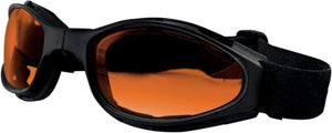 Parts Unlimited Eyewear Goggle Crossfire Amber by Bobster BCR003