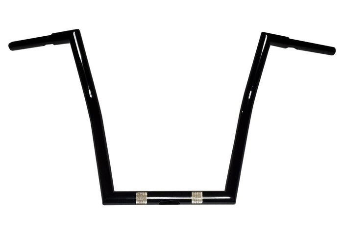 "Handlebars 14"" Smooth Ape Hangers by FMB Choppers"