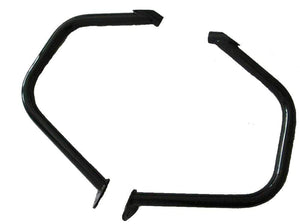 Ebay Crash Bars Highway Bars Gloss Black by Witchdoctor's WD-HWYBAR-GB