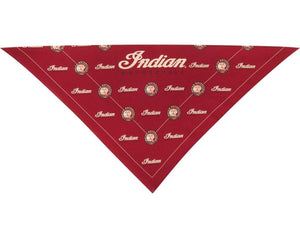 Off Road Express Clothing Accessory Indian Motorcycle® Bandana- Red by Polaris 2863846