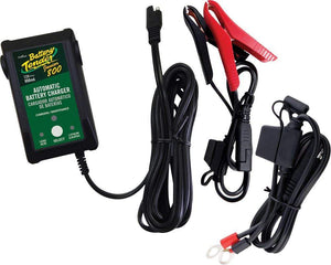 Western Powersports Battery Charger Junior Selectable 12V Charger by Battery Tender 022-0199-DL-WH