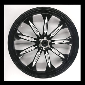 Off Road Express Wheel Magnum Cast Black Rear Wheel by Polaris 1522247-266W/2211100/ABS-21