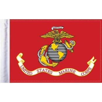 "Marine Corps Flag - 6"" x 9"" by Pro Pad"