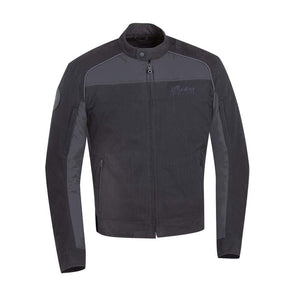 Off Road Express Jacket Men's Textile Flint Riding Jacket with Removable Lining, Black by Polaris