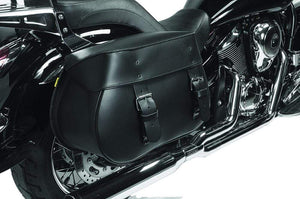 Western Powersports Saddlebag Mighty Legend Saddlebags by Willie & Max 8021-03