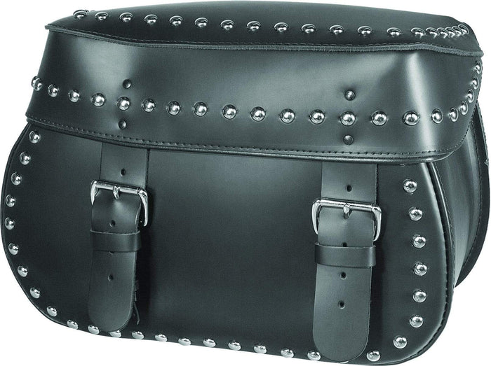 Mighty Legend Studded Saddlebags by Willie & Max