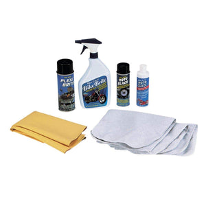 Parts Unlimited Cleaning & Detailing Moto Cleaning & Detailing Kit by Bike Brite MC10000