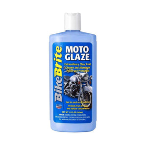 Parts Unlimited Cleaning & Detailing Moto Glaze 12 oz by Bike Brite MC79000