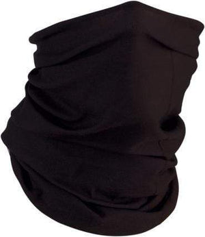 Parts Unlimited Headwear OS / Black Neckgaiter Fleece by Z1R 2502-0118