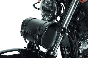 Western Powersports Fork Bag No Stud Fork Bag by Willie & Max 8064