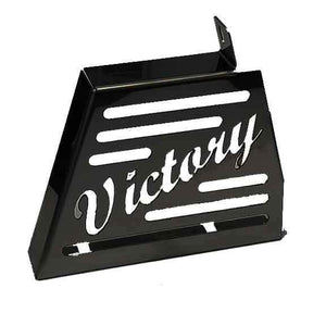 "Witchdoctors Dress Up Body Accessory Oil Cooler Cover Black ""Victory"" by Witchdoctor's OCC-08VICBLK"