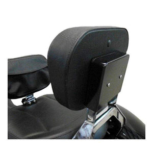 Ultimate Seats Seat Accessory Passenger Backrest Pad Black by Ultimate Seats 16800-B