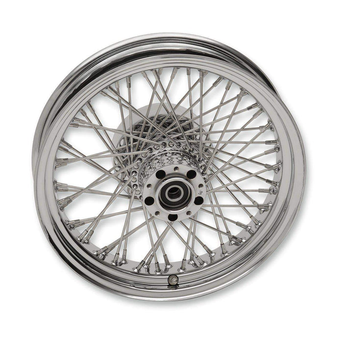 Rear 16x3.50 60 Spoke Laced Wheel Assembly by RideWright