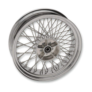 Parts Unlimited Wheel Rear 16x5.50 60 Spoke Laced Wheel Assembly by RideWright 0204-0503
