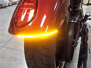 Ebay Turn Signal Rear Fender SMOKE Lens LED Turn Signals by Witchdoctors WD-TSKIT