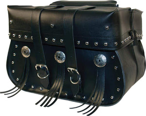 Western Powersports Saddlebag Saddlebag American Classic by Willie & Max 58380-00