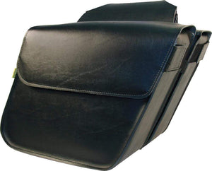 Western Powersports Saddlebag Saddlebag Slant Raptor by Willie & Max 58802-00