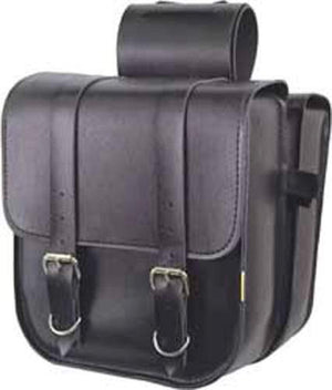 Western Powersports Saddlebag Saddlebag Standard by Willie & Max 58301-00