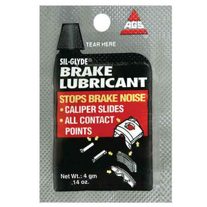 Autozone Chemical SIL-Glyde Brake Lubricant by AGS