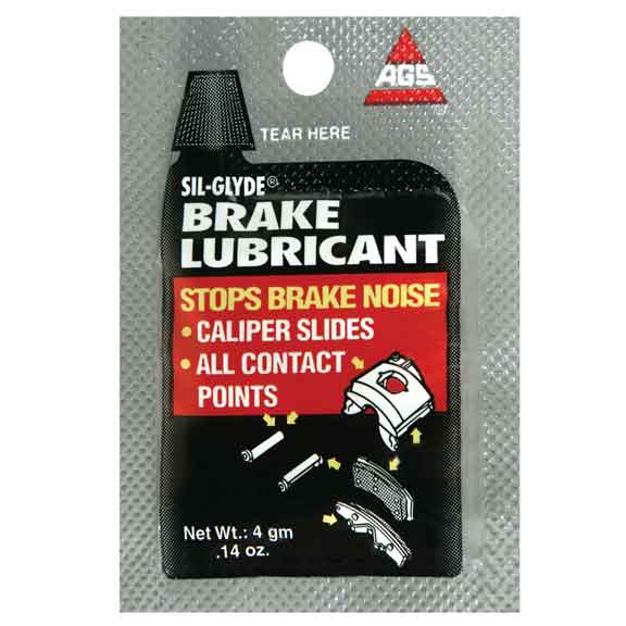 SIL-Glyde Brake Lubricant by AGS