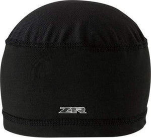 Parts Unlimited Headwear OS / Black Skull Cap by Z1R 2501-3116