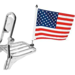 "Parts Unlimited Flag Mount Square Rack Flag Mount - 6"" x 9"" by Pro Pad RFM-SQ"