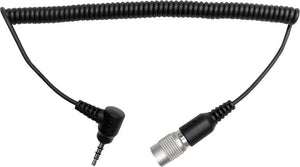 Western Powersports Communication Cable Sr10 2-Way Radio Cable Twin Pin Connector by Sena SC-A0114