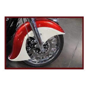 Dirty Bird Concepts Fender Stampede Series Street Sweeper Front Fender 21″ DBC-702